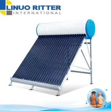 Solar water heater (non-pressurized)