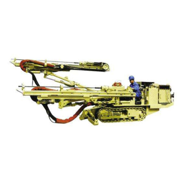 Crawler Pneumatic Open Pit Mining Drilling Rig