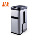 JAH 7L Sensor Trash Bin with Toilet Brush