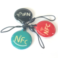 NFC Epoxy Keytag For Public Transport