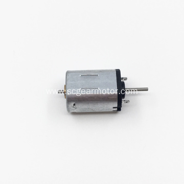 After the N20 output shaft encoder motor