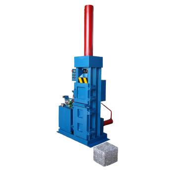 small aluminum can baler with factory supply