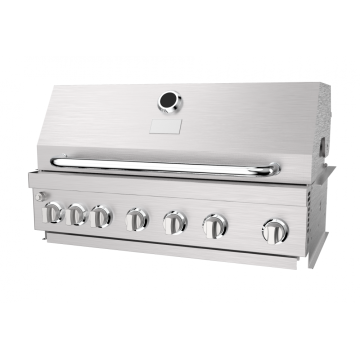 Six Burner Build In Gas Grills