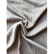 Poly Crushed Sueded Fabric