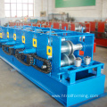 High productivity 2.5mm thickness channel forming machine