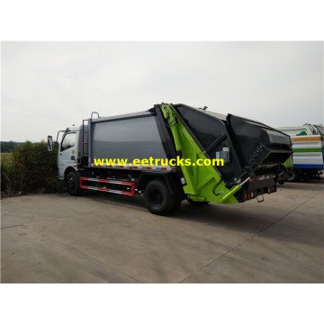 8000L 4x2 Refuse Compactor Vehicles