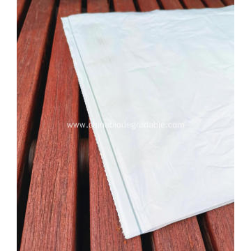 Custom Printing Colored  Biodegradable Compostable Trash Bag