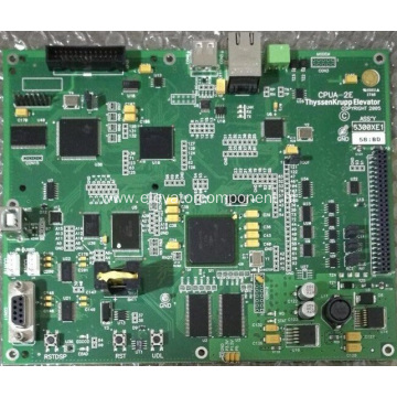 ThyssenKrupp Elevator PCB Assembly CPUA-2E