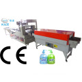 Automatic drinking water shrink wrapping machine