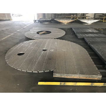 Chromium Carbide Wear Fan and Fan Housing