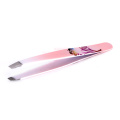 Colored Pattern Eyebrow Tweezers