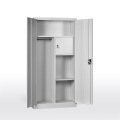 Grey Changing Locker Metal Wardrobe