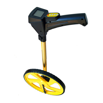 Folding Handle Distance Walking Measuring Wheel