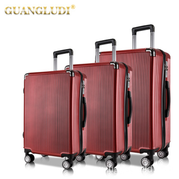 Factory of trolley case bag with cheaper price