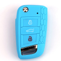 Case ea Key Car Bakeng sa 3 Buttons VW Golf7