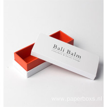 Handmade Custom Packaging Printing Cardboard Gift Box
