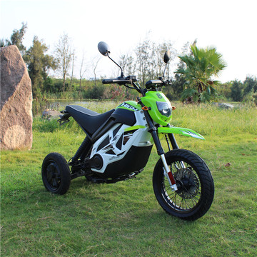Electrical Three Wheel Motorcycle