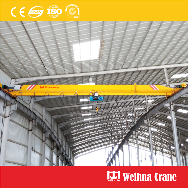 10t Single Girder Overhead Crane 10t