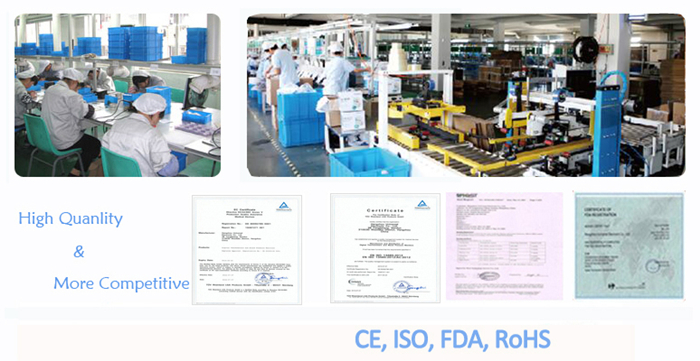 workshope and certificates of water flosser