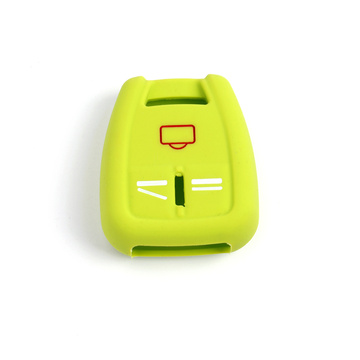 Remote Eco-friendly Silicone Cute Key Cover bakeng sa Koloi
