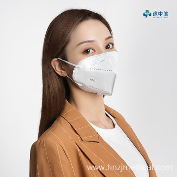 5 Layers Non Woven Filtering Face Mask
