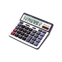 12-digit desktop calculators with ABS