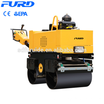 Furd Walk Behind Mini Vibratory Road Roller Compactor for Sale