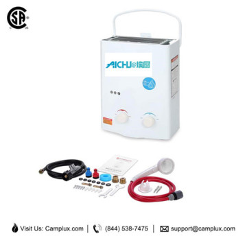 1.32 GPM Outdoor Portable Hot Tankless WaterHeater