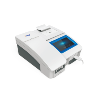 PR CIA colloidal immunoassay analyzer quantitative multi parameters