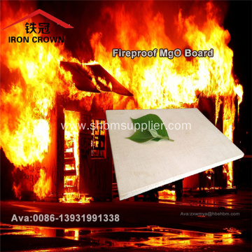 Fire Prevention Anti-Mould  Heat-Resistant 12mm MgO Board