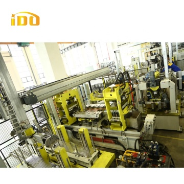 WM Drum welding fabrication line 120