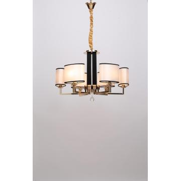 Custom Delicate Villa Project French Gold Iron Chandelier
