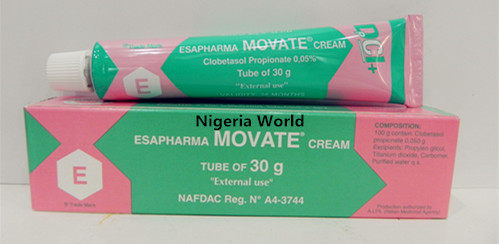 Movate With Skin Lighteing Tube Cream 30g