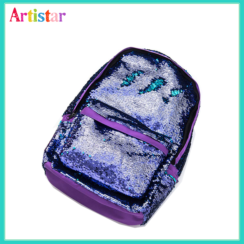 Sequins Backpack 02 6