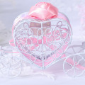 Living Room Kitchen Pumpkin Car Horse Love Shape Candy Box Small Object Storage Box Small Decoration Wedding Candy Box H0502