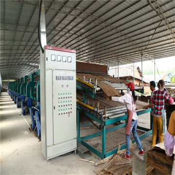 Wood Veneer Making Machine
