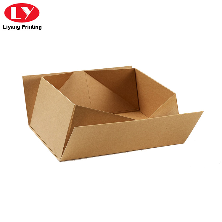Foldable Cardboard Kraft Box