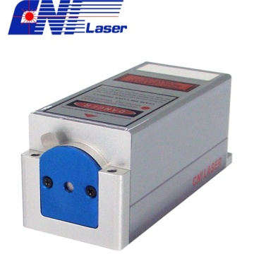 588nm yellow solid laser for collimation