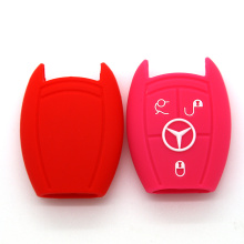 Mercedes Benz Silicone Smart Car key Cover cover cover