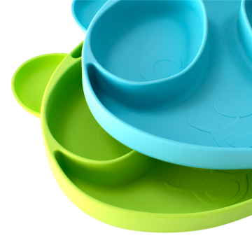 Easy Clean Food Grade Baby Silicone Feeding Placemat