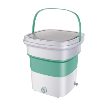 New Mini Portable 2KG Folding Washing Machine