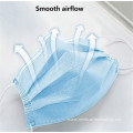 Non Woven 3 Ply Disposable Facial Mask