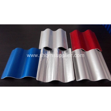 Corrosion Resistant  Fireproof MgO Roofing sheet