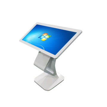 smart lcd touch screen showcase all-in-one query machine