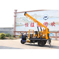160 M Drilling Rig With Tricycle