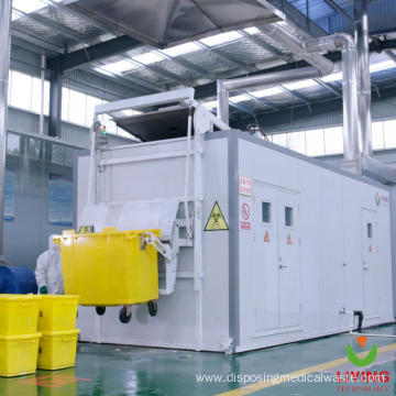 Hazardous Waste Disinfection Equipment