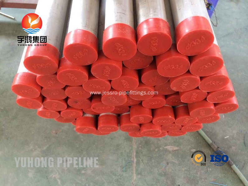 A312 TP309 Seamless Stainless Steel Pipe
