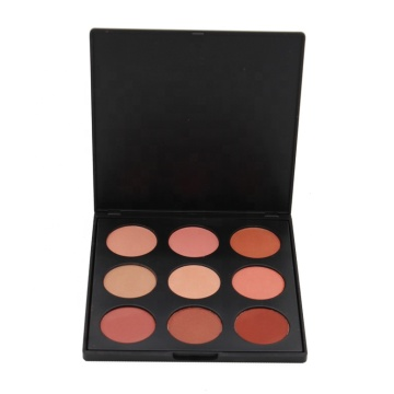 Wholesale New Blusher Palette Highly Pigmented Bronzer Blush