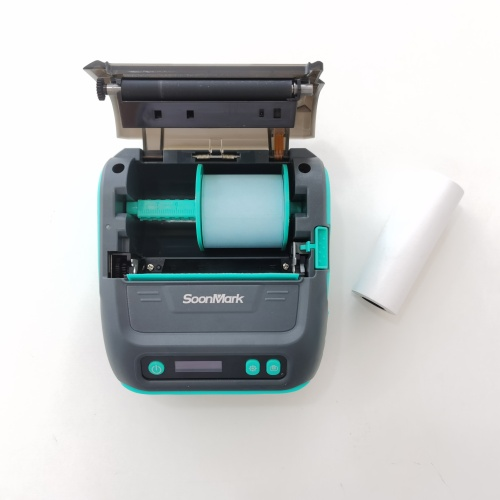 Smallest 80mm mobile bluetooth thermal receipt printer