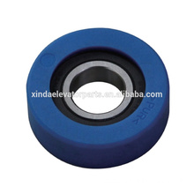 Step wheel 80x25 bearing 6206 for escalator spare part